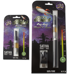 Rocket Vape Pens and Cartridges